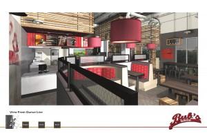 INTERIOR RENDERINGS - Bub s Burgers TF (Westfield, IN)-page-002