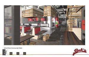 INTERIOR RENDERINGS - Bub s Burgers TF (Westfield, IN)-page-003